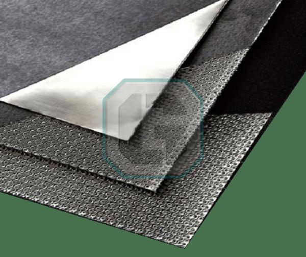 Graphite Foil Reinforced